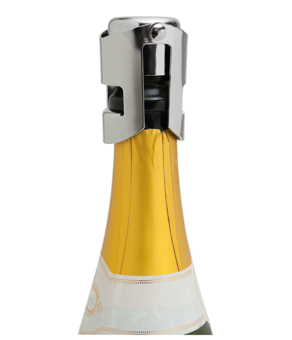 Champagne prop/stopper