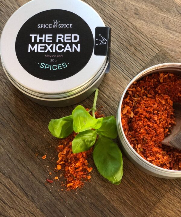 Spice by Spice - The Red Mexican - Krydderiblanding
