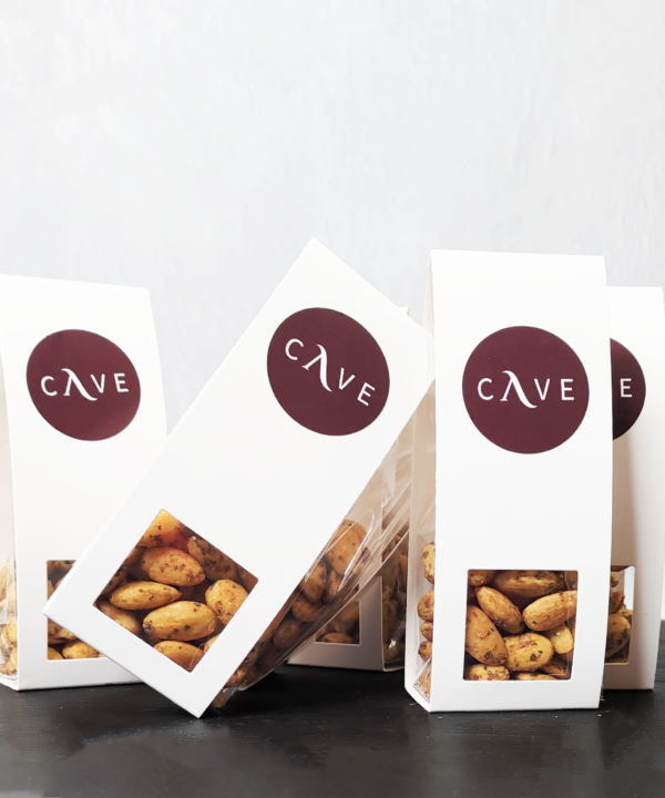 Cave Confection - Italian Herb Almonds - 70 g
